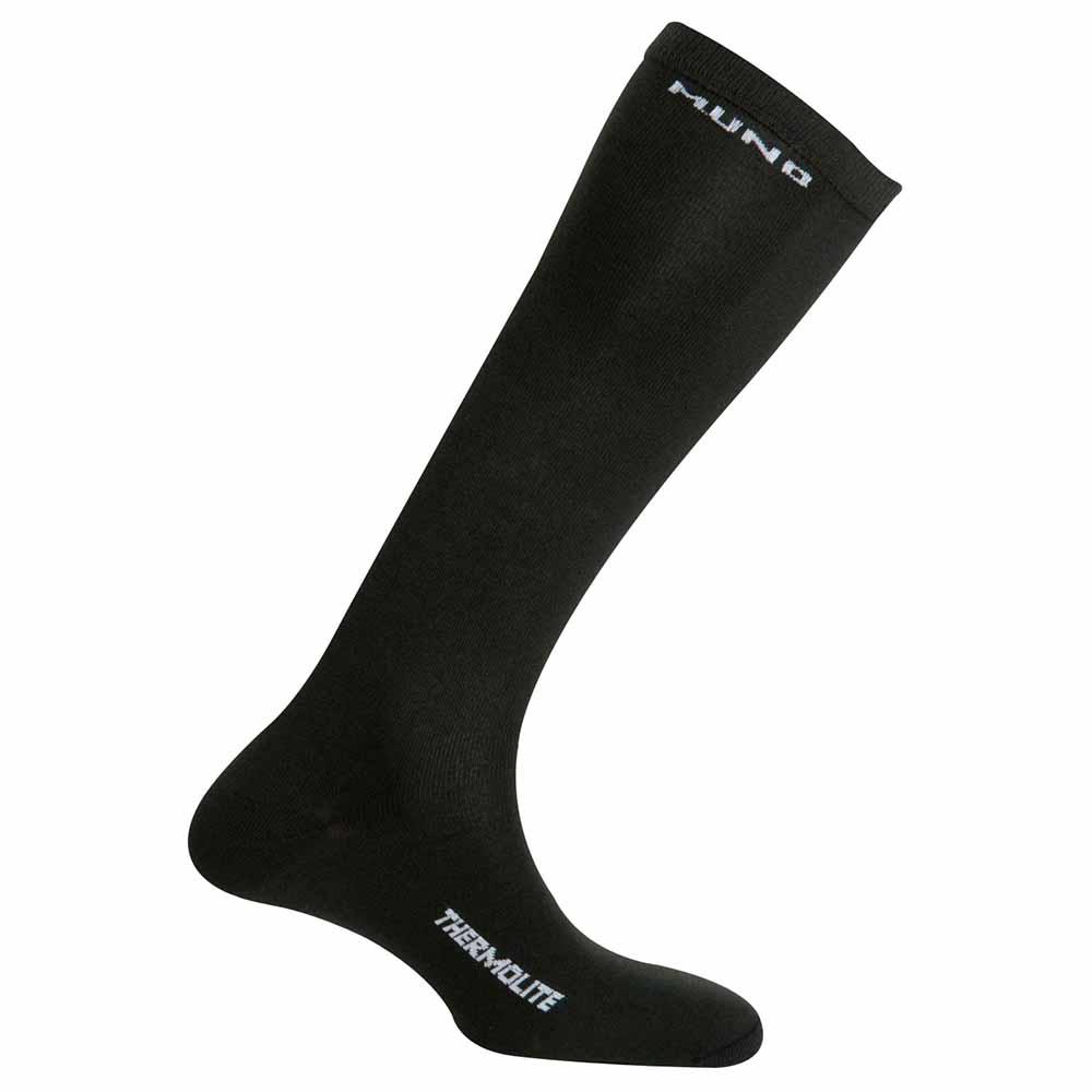 mund-socks-skiing-thermolite-eu-42-45-black