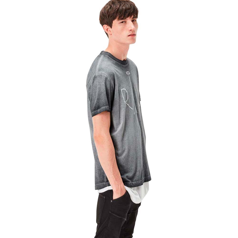 Gstar Asteron Dark Black , ts T-Shirts Gstar , mode , VêteHommes ts , Homme 4dbdfa