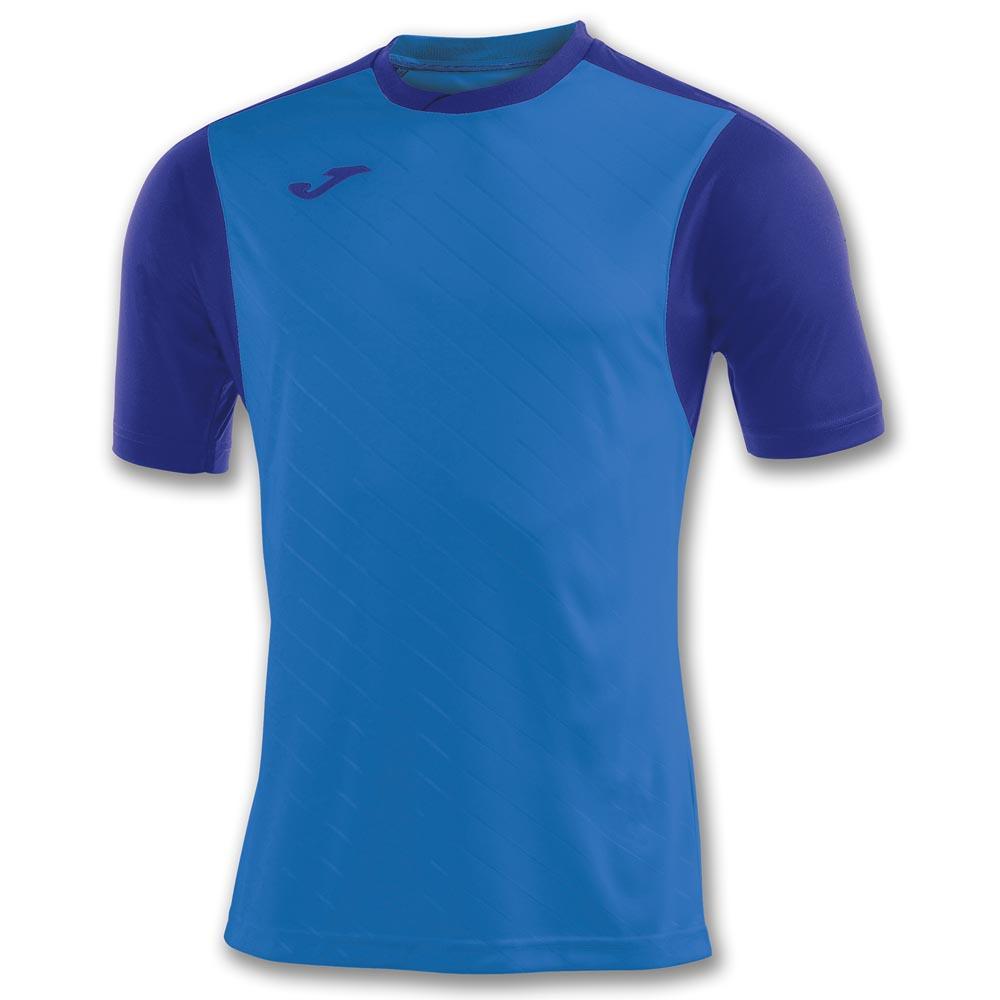 Joma Torneo Ii Short Sleeve T-shirt L Royal