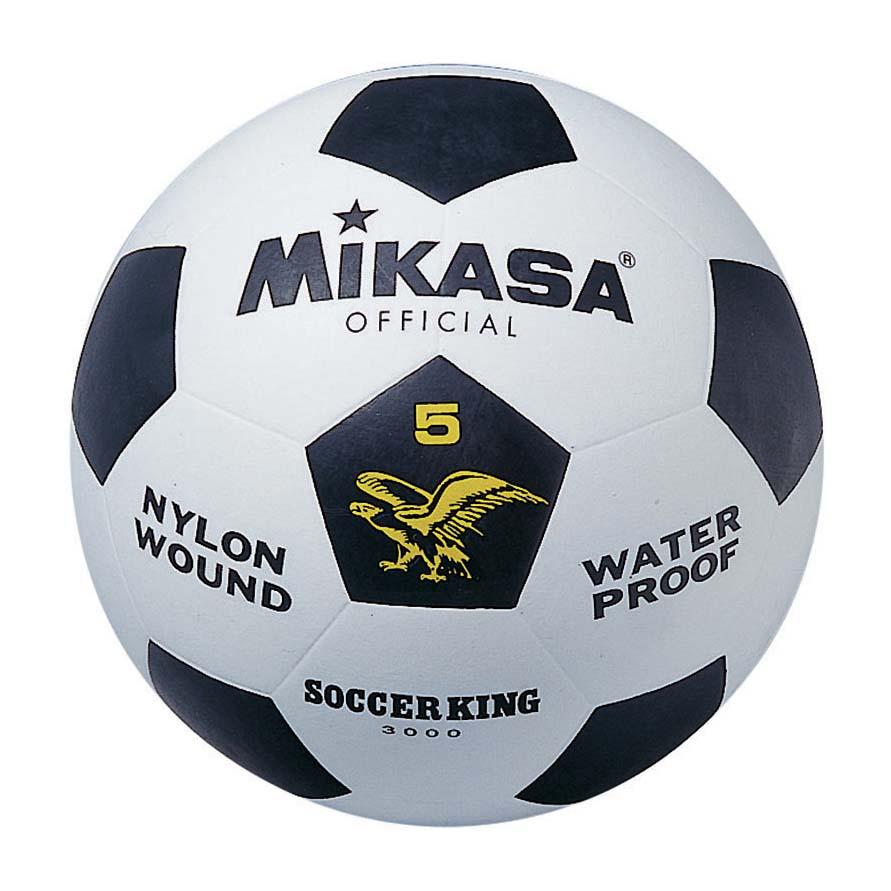 Mikasa Ballon Football 3000 5 White / Black