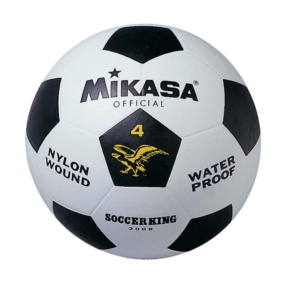 Mikasa Ballon Football 3009 4 White / Black