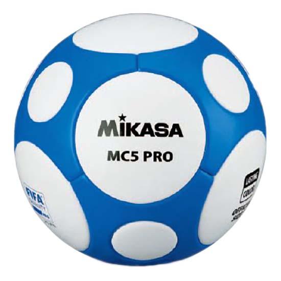 Mikasa Ballon Football Mc5 Pro 5 White / Blue