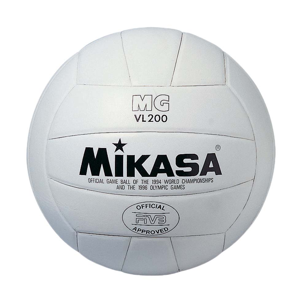 Mikasa Ballon Volleyball Vl200 5 White
