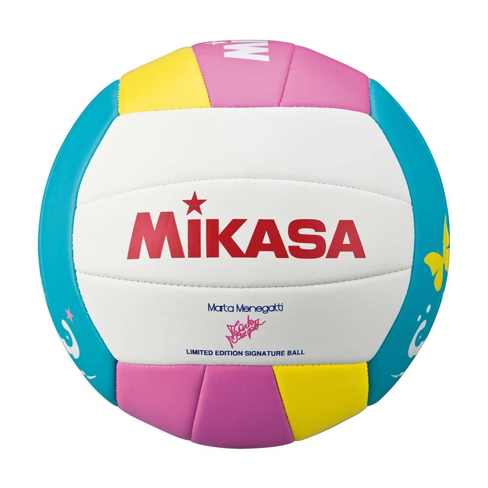Mikasa Ballon Volleyball Vmt-5 5 Tricolor