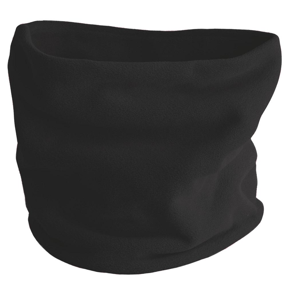 Cmp Fleece Neckwarmer One Size Black