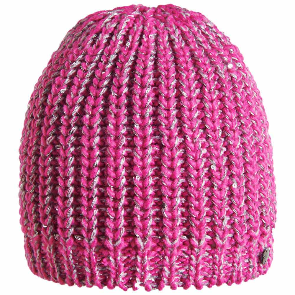 cmp-knitted-hat-one-size-hot-pink-pink