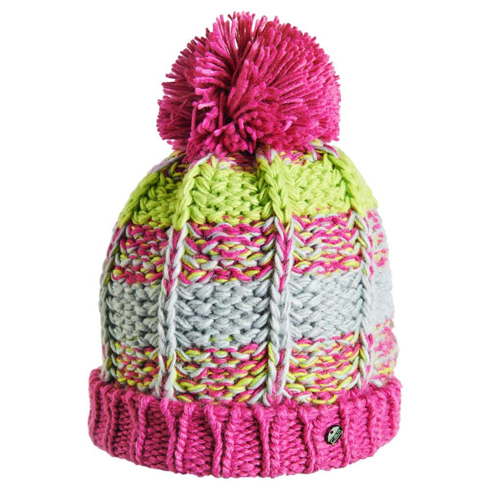 cmp-knitted-hat-one-size-hot-pink-hot-pink