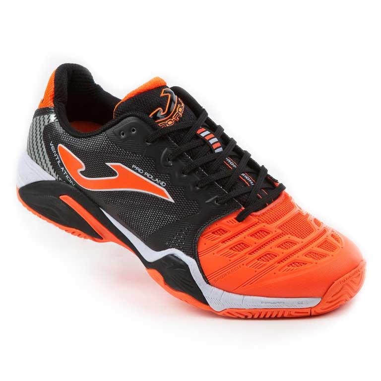 Joma Pro Roland All Court , Noir , Court Baskets Joma , tennis , Chaussures homme 0c0bd2
