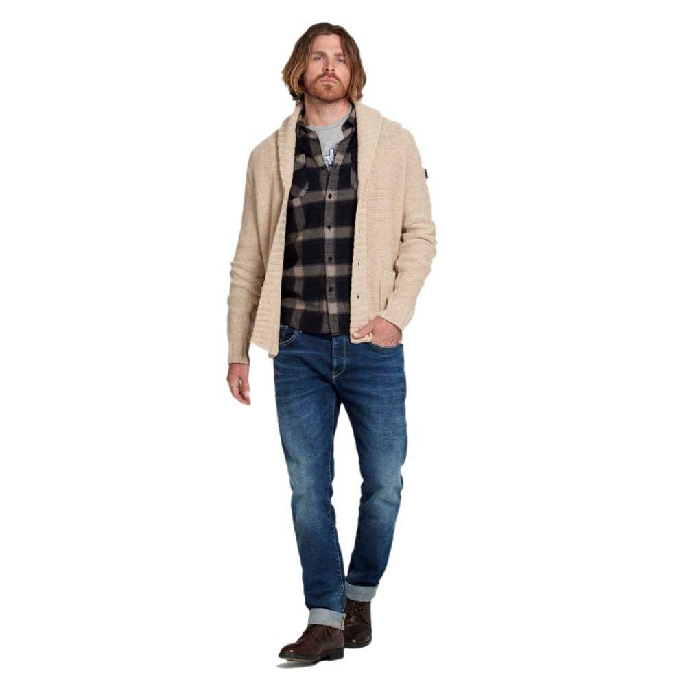 Norton James Beige , Pullover Norton , moda , , , Abbigliamento Uomo ca7155