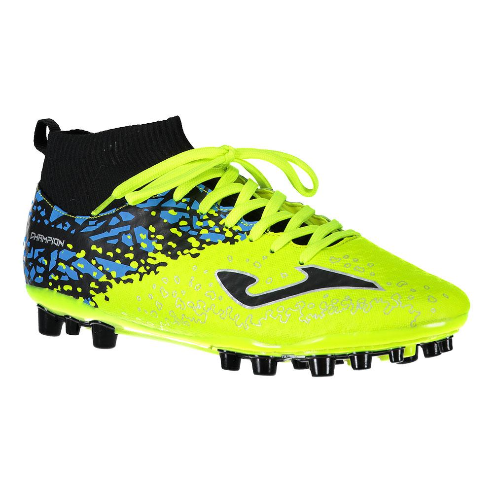 Joma Chaussures Football Champion Ag EU 45 Fluor / Black