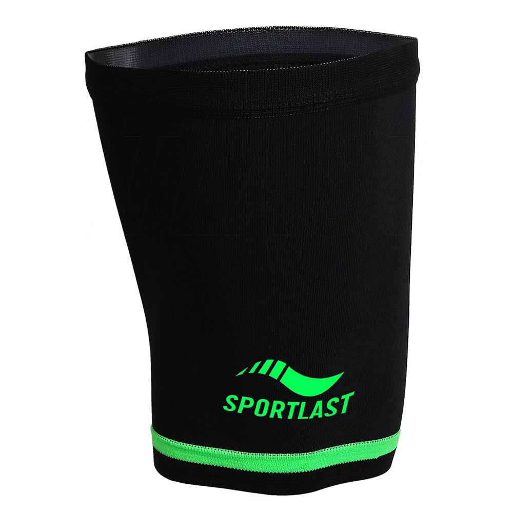 Sportlast Pro Thighband 2 Units XL Black / Green