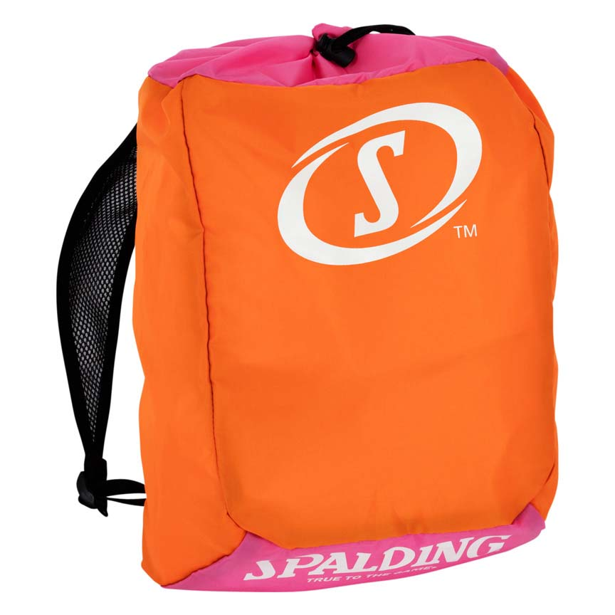 Spalding Logo One Size Carrot / Rose