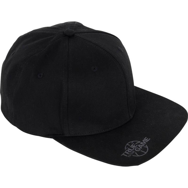 Spalding Casquette True To The Game One Size Black