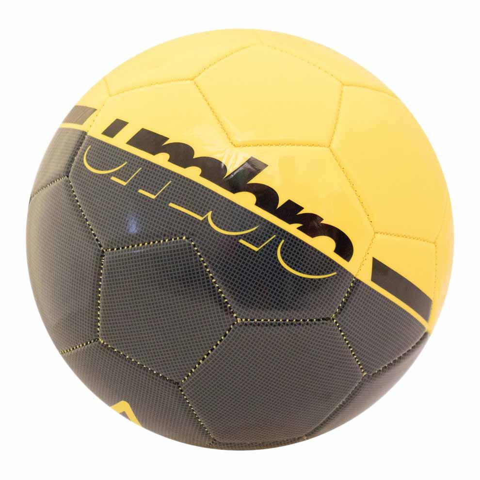 Umbro Veloce Supporter Football Ball 5 Dandelion / Black