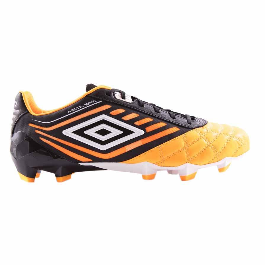 Umbro Chaussures Football Medusæ Pro Hg EU 46 Orange Pop / White / Black