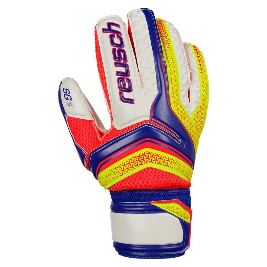 Reusch Serathor SG Kids Goalkeeper Gloves 7  d0b02447b
