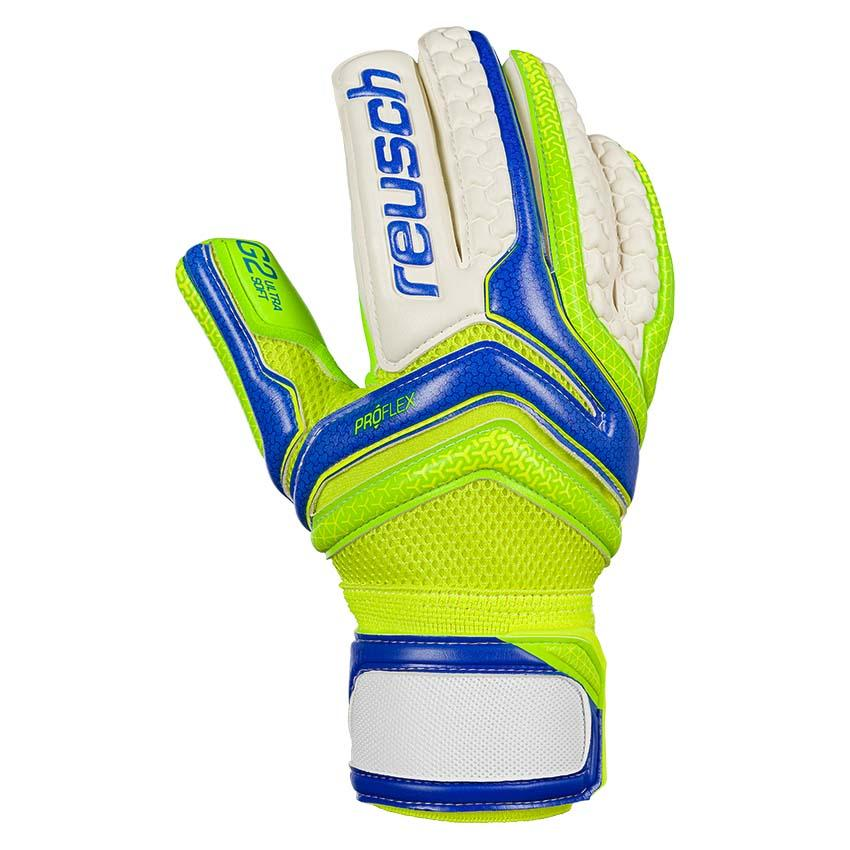 Reusch Serathor Pro G2 Negative Cut 8 1/2 Electric Blue / Green Gecko / Green Gecko