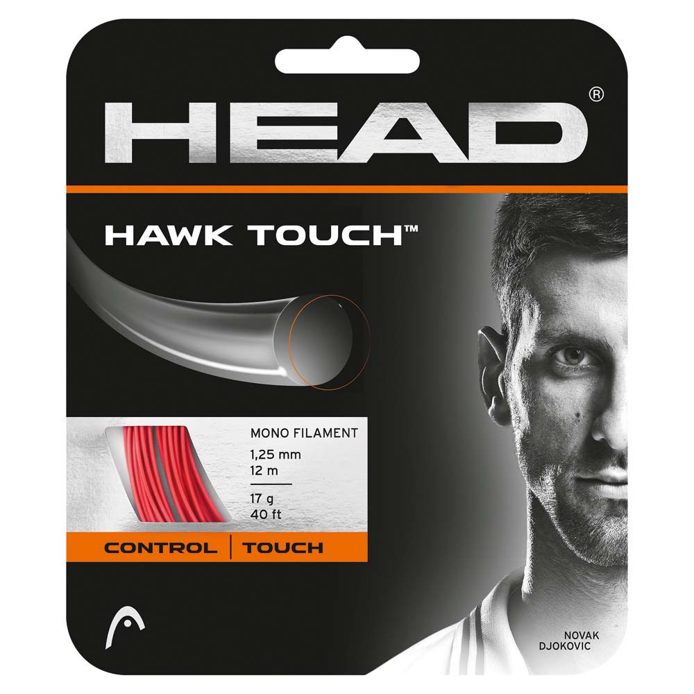 Head Racket Hawk Touch 12 M 1.25 mm Red