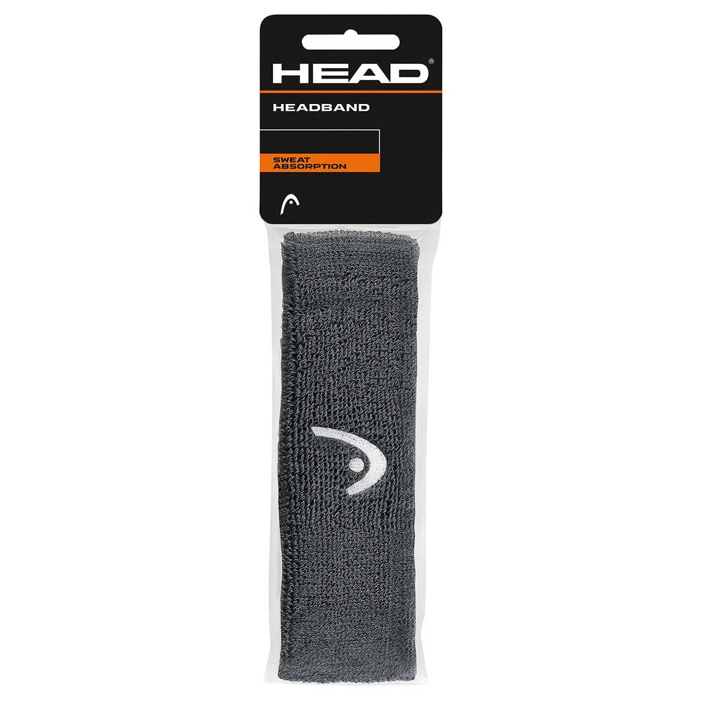 Head Racket Headband One Size Anthracite