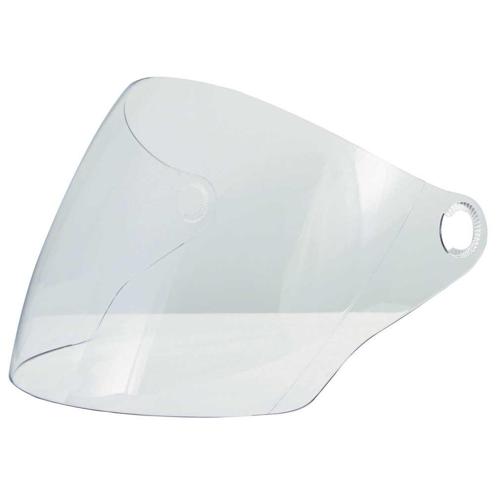 Shot Visor Shock For Helmet Jet Uni Clear et , Accessoires et Clear pièces de rechange cc0948