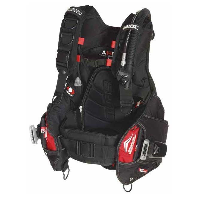 Seacsub New Pro 2000 Tarierjacket XS Westen New Pro 2000 Tarierjacket