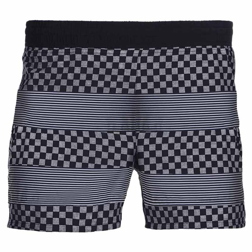 Zoot 5 Inch Pch Short XL Black Checkers