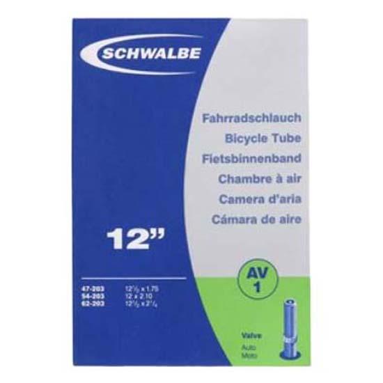 Schwalbe 12 ½ X 1.75 X 2 ¼ Schrader 12.5 x 1.75-2.25