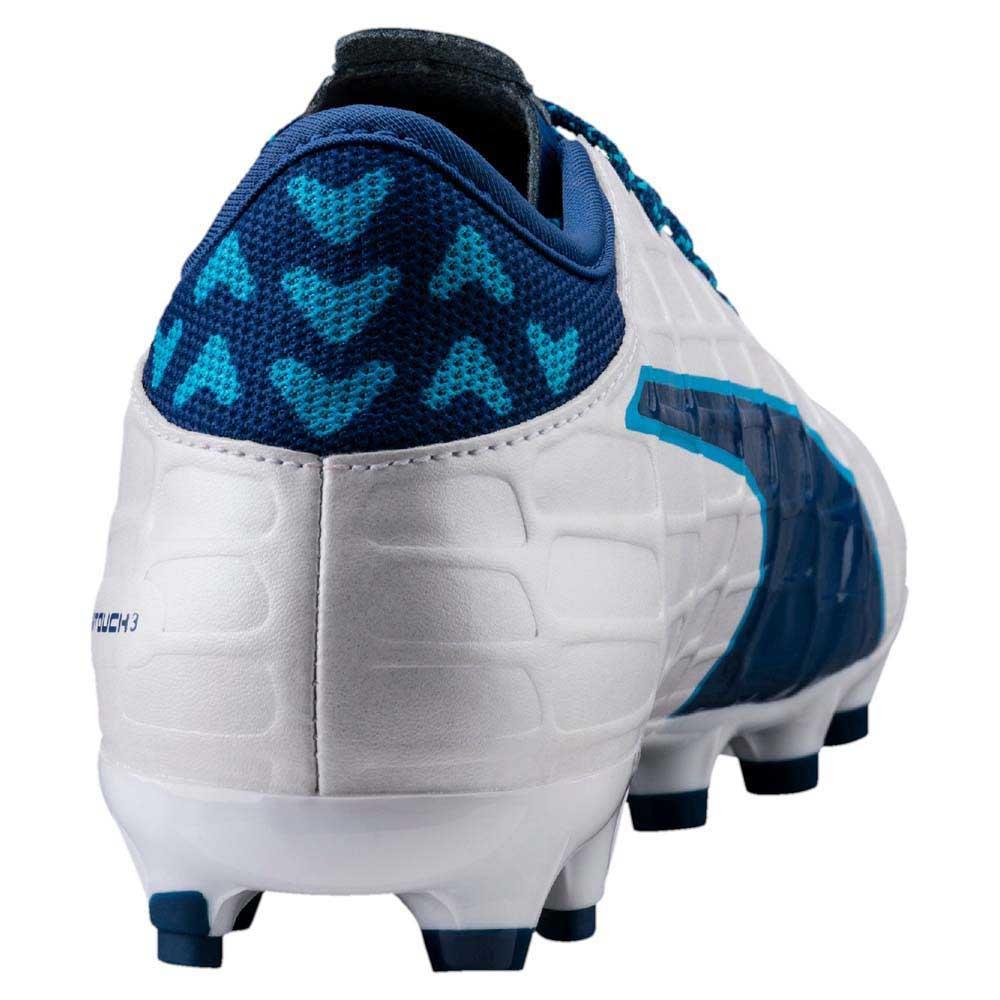 Puma Evotouch 3 Ag Jr Jr Jr Blau , Fussball Junior Puma , fussball , Fussballschuhe d2f3ff