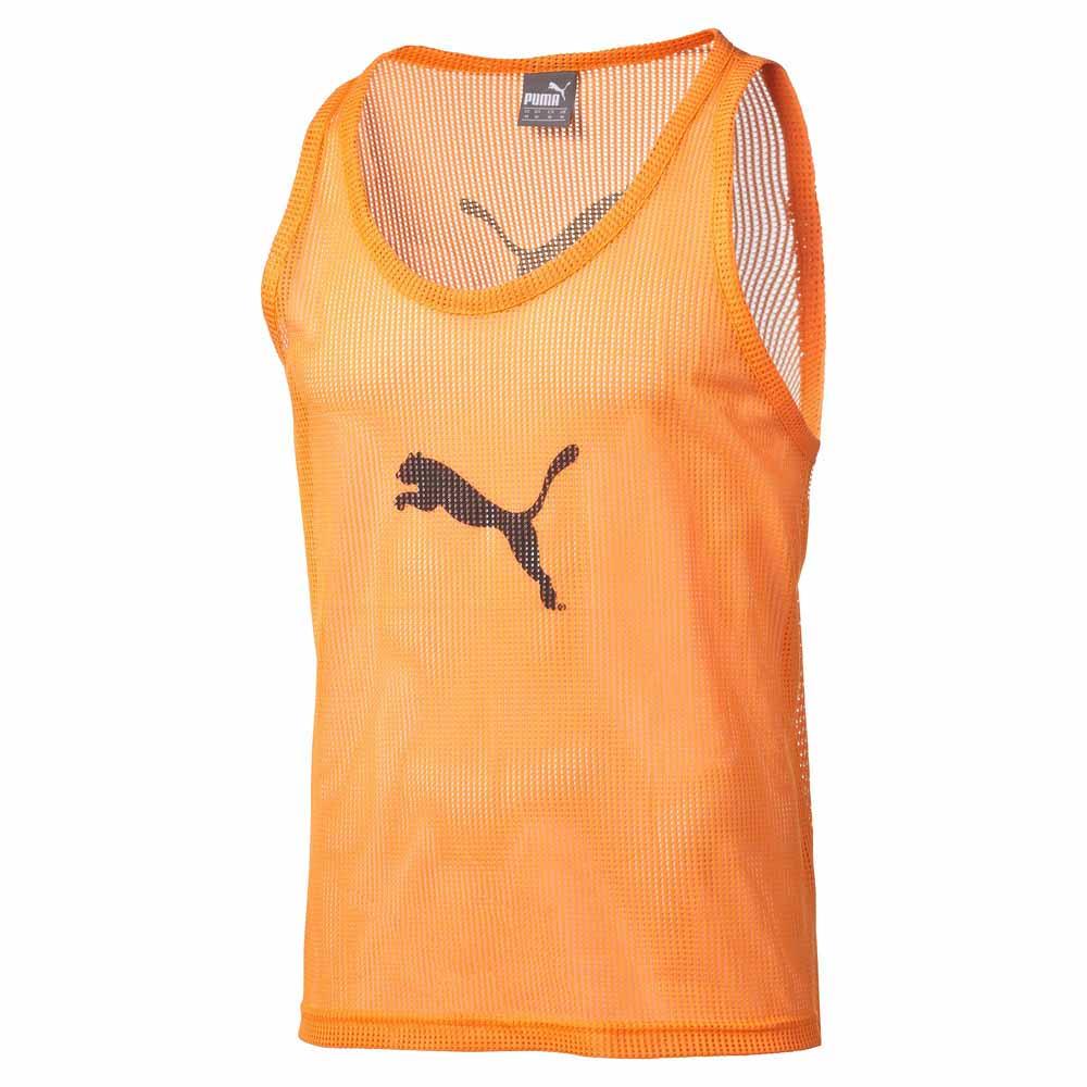 Puma Logo Junior 140 cm Fluor Orange