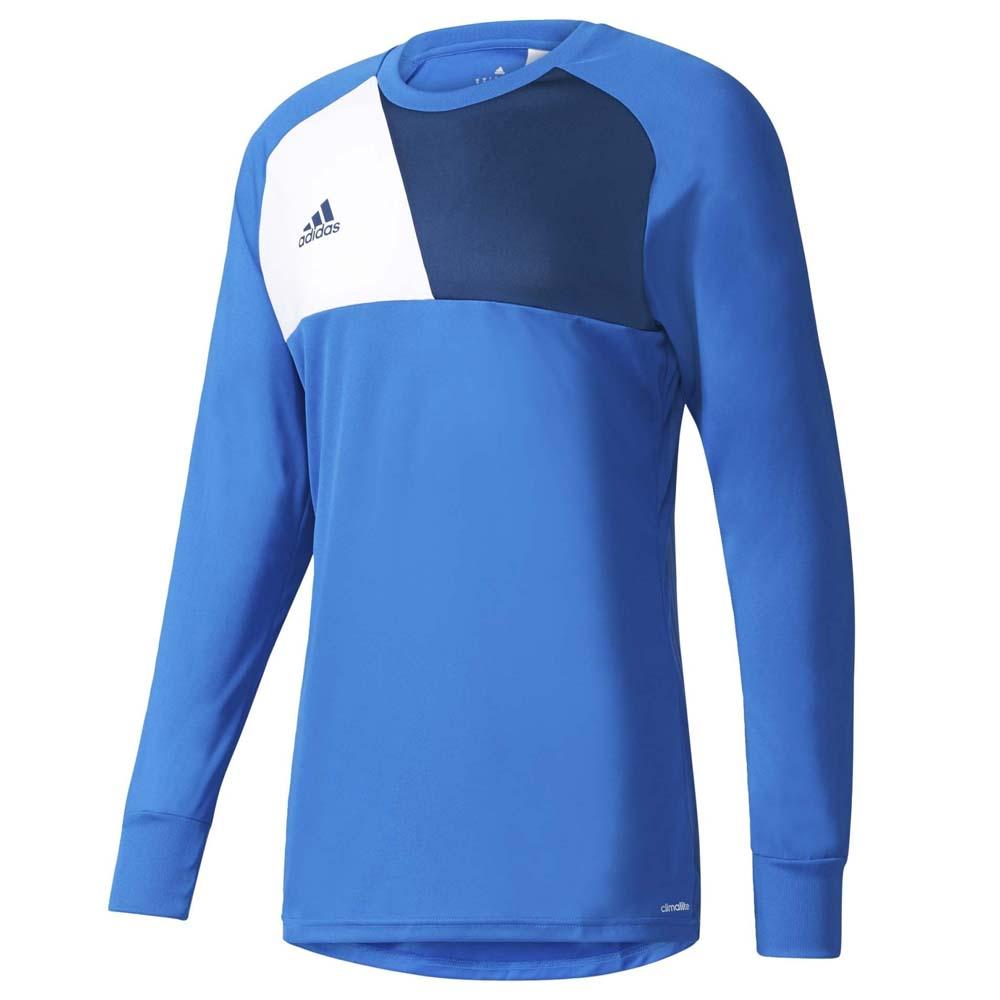 Adidas Assita 17 T-shirt Manche Longue XXL Blue / White