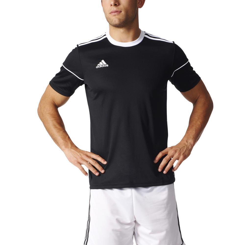 Adidas T-shirt Manche Courte Squadra 17 XS Black / White