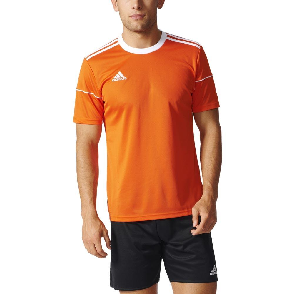 Adidas T-shirt Manche Courte Squadra 17 XL Orange / White