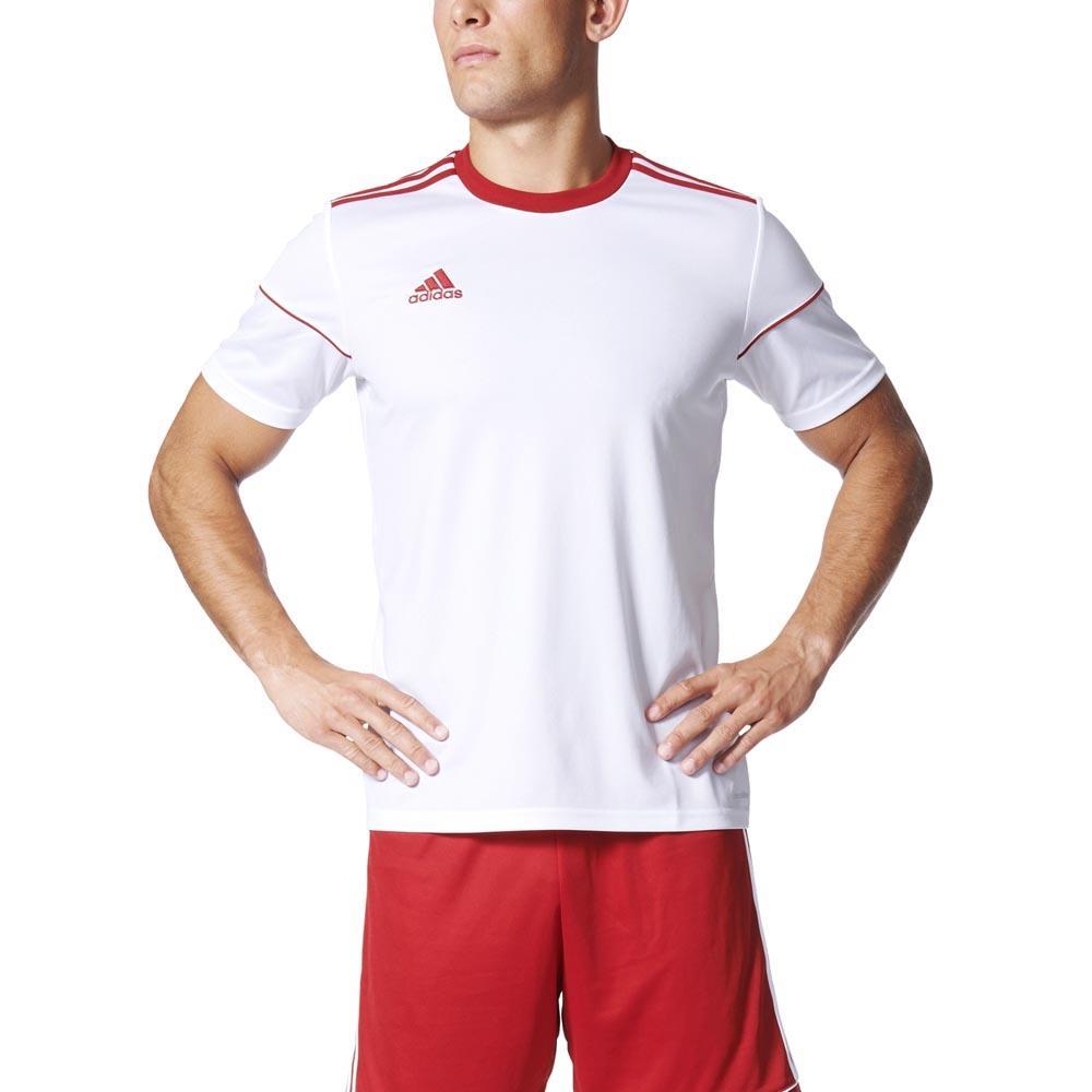 Adidas Squadra 17 L White / Power Red