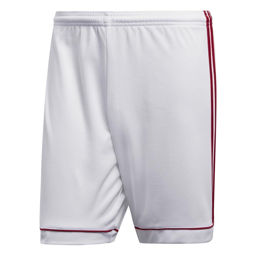Adidas Short Squadra 17 XXL White / Power Red