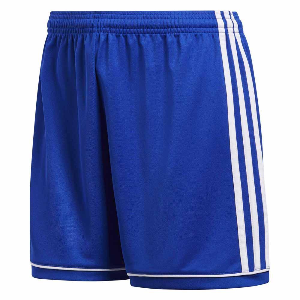 Adidas Short Squadra 17 L Bold Blue / White