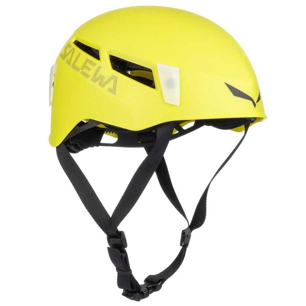 Salewa Pura Helmet 48-58 cm Yellow