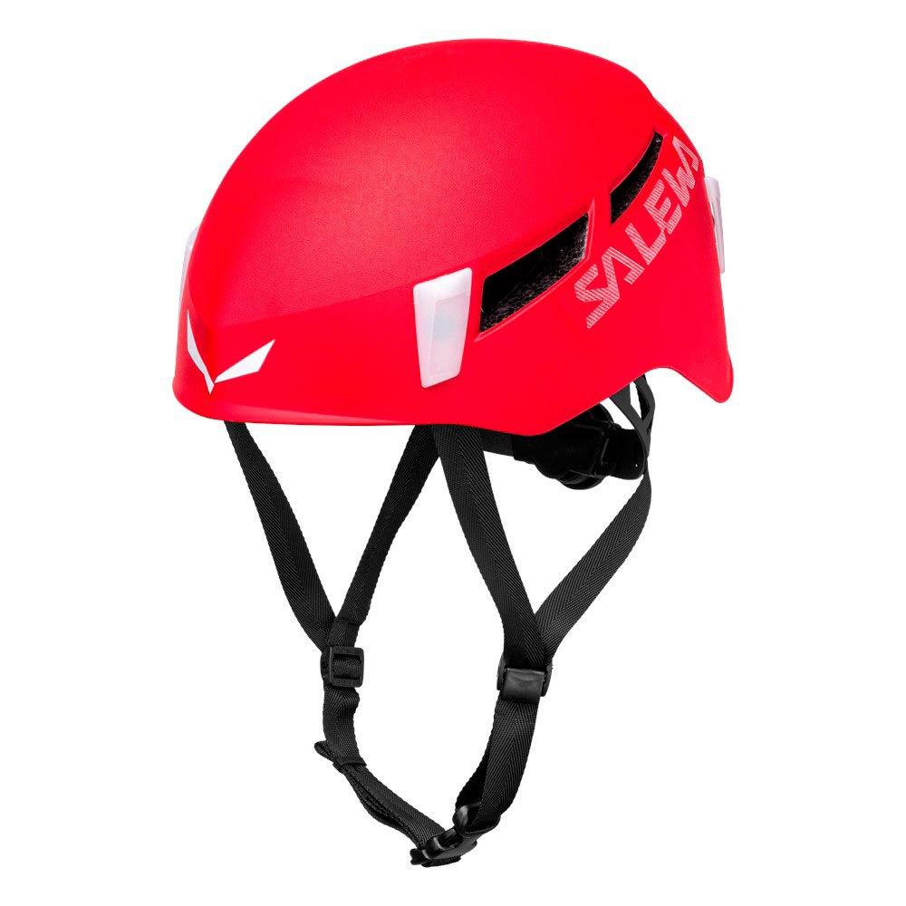 Salewa Pura Helmet 48-58 cm Red