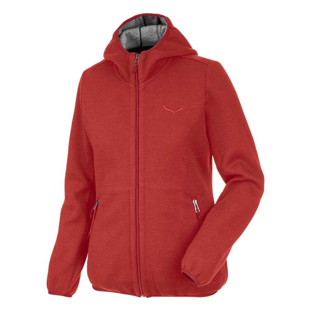 salewa-woolen-light-full-zip-hoody-de-38-mineral-red
