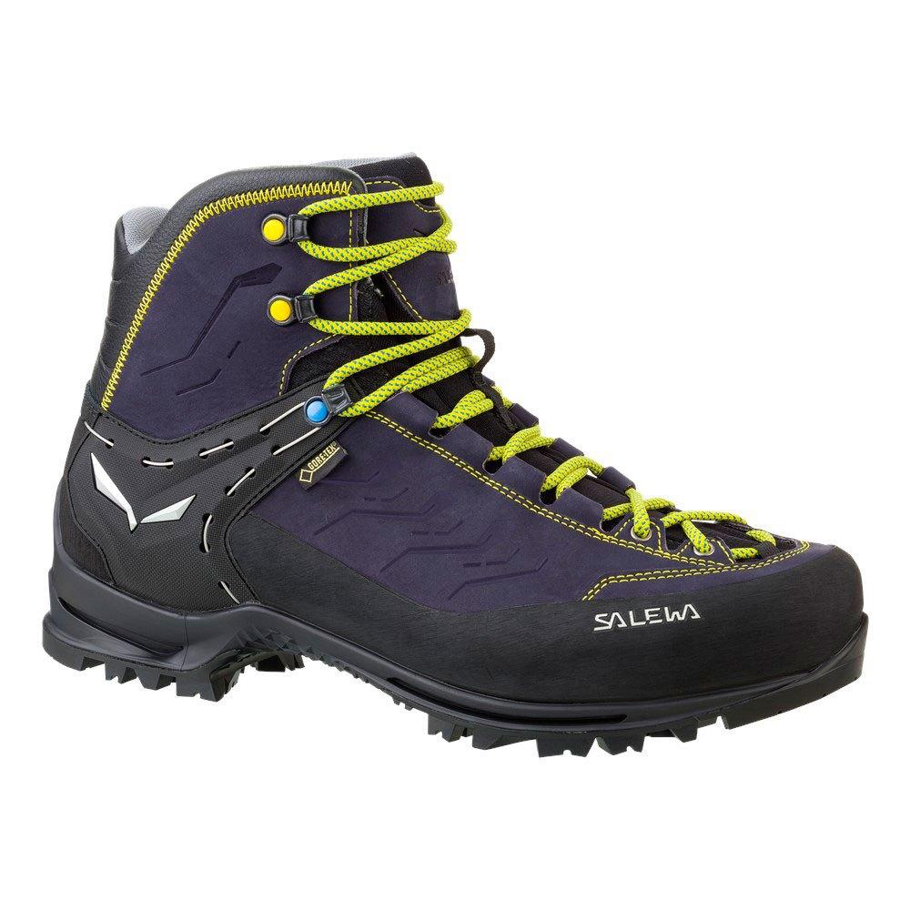 Salewa Rapace Goretex Hiking Boots EU 46 Night Black / Kamille