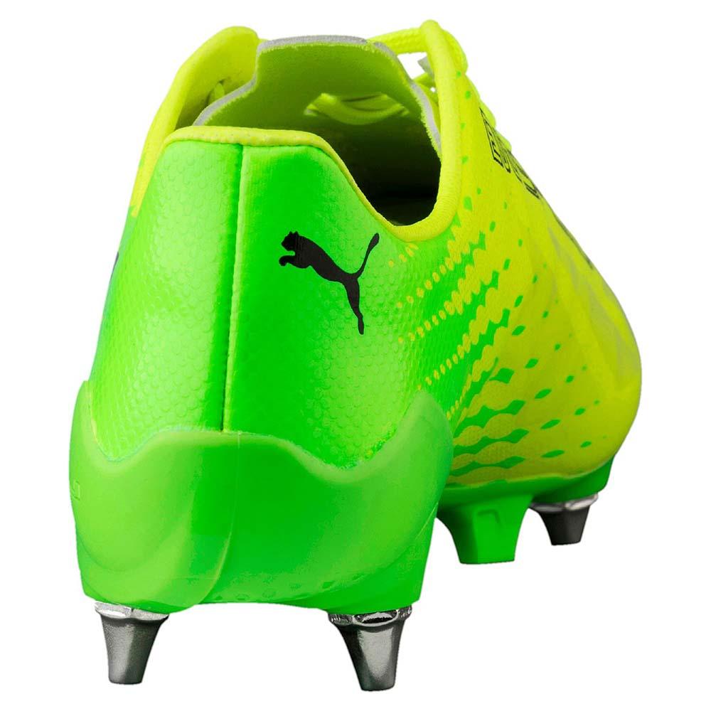Puma Evospeed 17 Sl S Mx Sg Safety Safety Safety Gelb , Fussball Puma , fussball  | Elegante Form  73910a