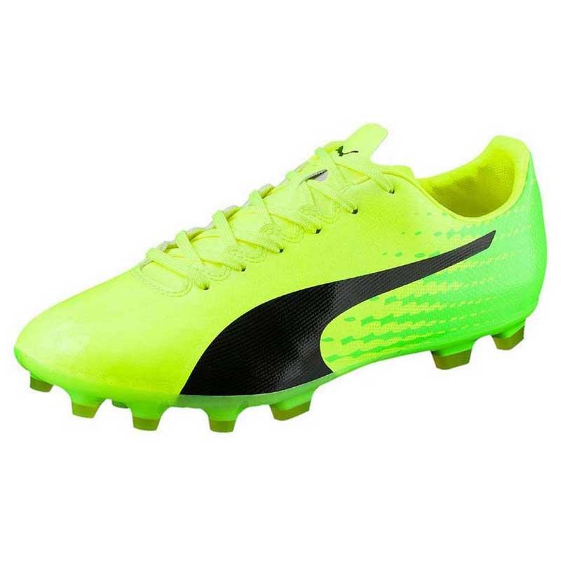 Puma Evospeed 17.2 Ag EU 45 Safety Yellow
