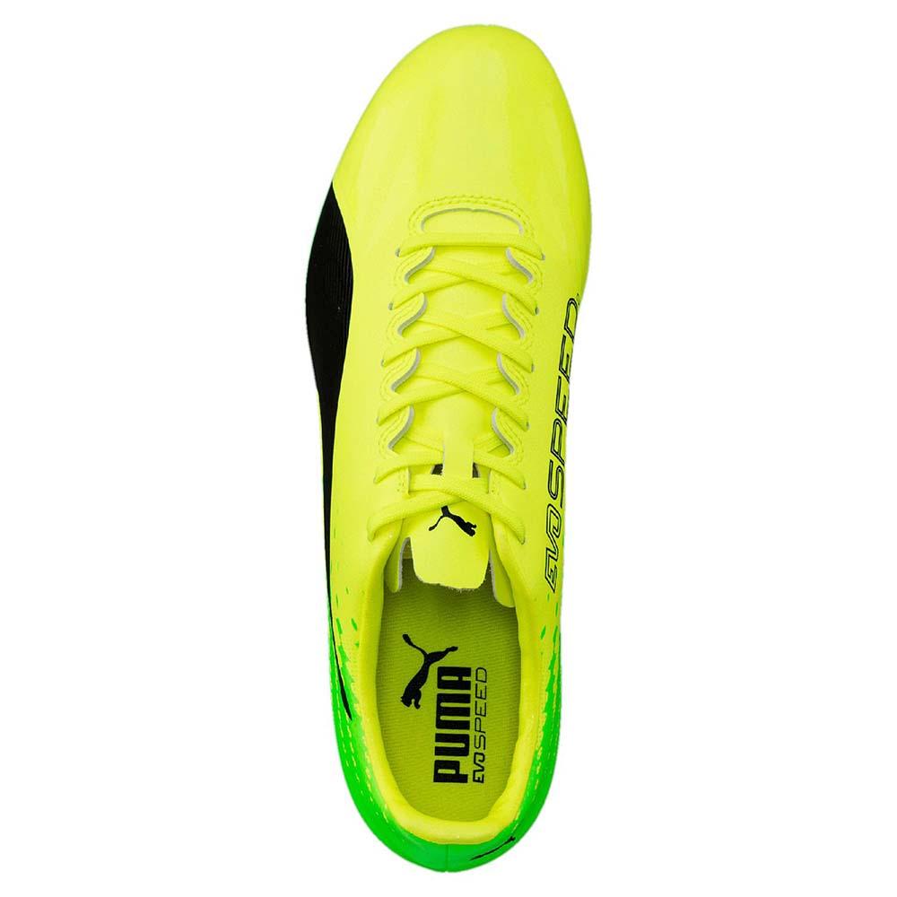 Puma Evospeed 17.2 Ag Safety , Gelb , Fussball Puma , fussball , Safety Fussballschuhe 91851e