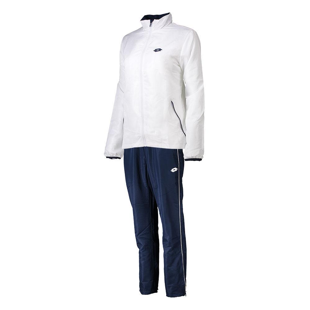 Lotto Shela Iii Db Suit M White / Navy