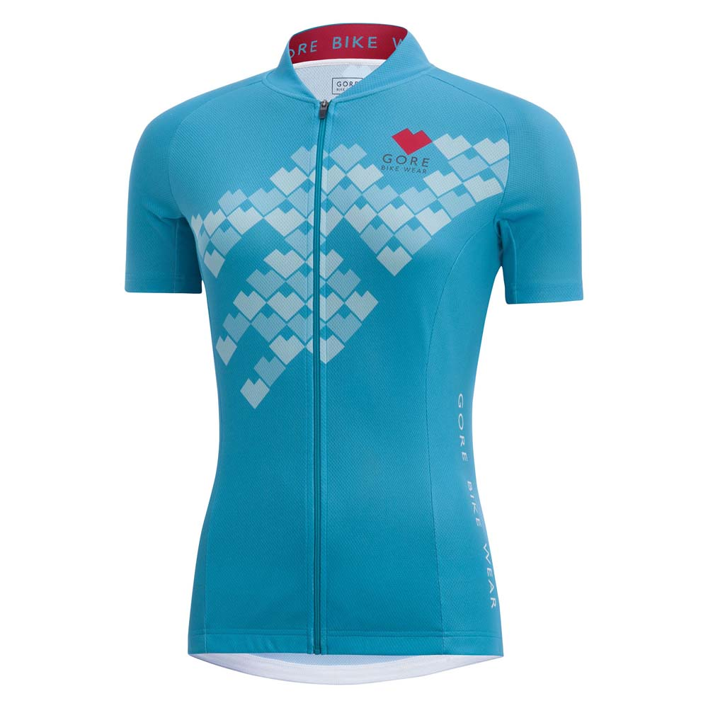 Gore Bike Wear Element Women s Digi Heart Short Sleeve Jersey From ... 2d1e7af9b