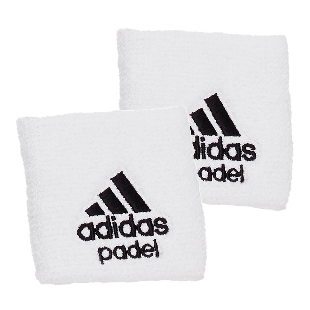 Adidas Wristband S X2 White , Poignet adidas Homme , tennis , Vêtements Homme adidas d40b92
