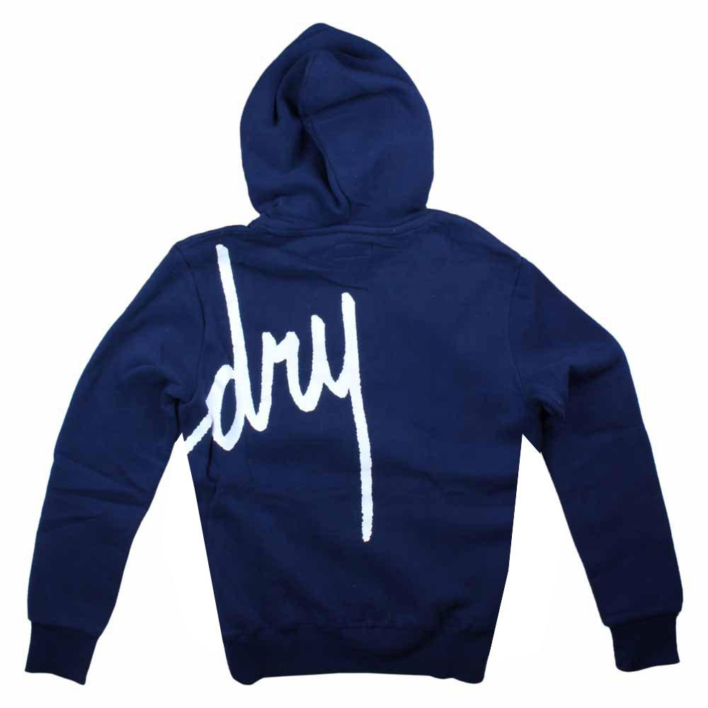 Nautical Superdry Felpe Hood Crew Navy 45 Moda Crew n8fZn
