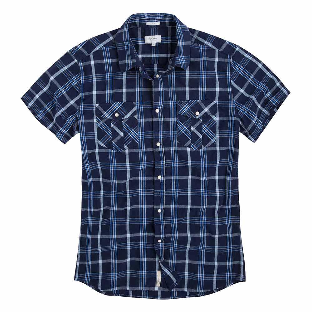 Pepe Jeans Kwai Sailor , , Chemises Pepe jeans , Sailor mode , VêteHommes ts Homme 18d446