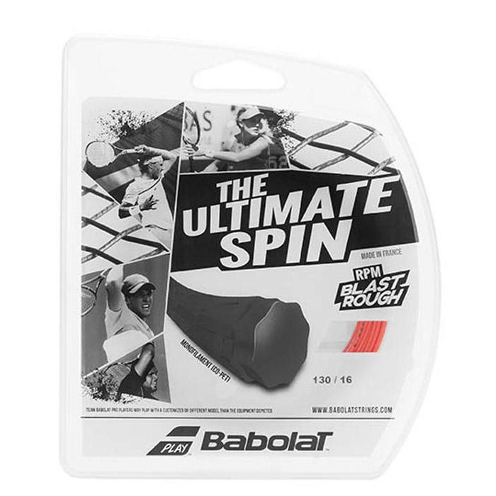 Babolat Rpm Blast Rough 12 M 1.35 mm Red Fluor