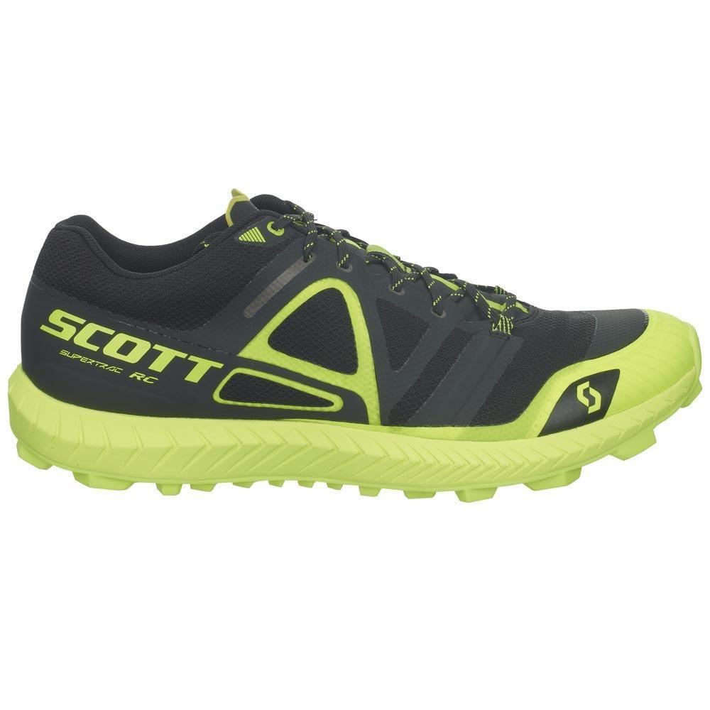 Scott Supertrac Rc EU 44 1/2 Black / Yellow