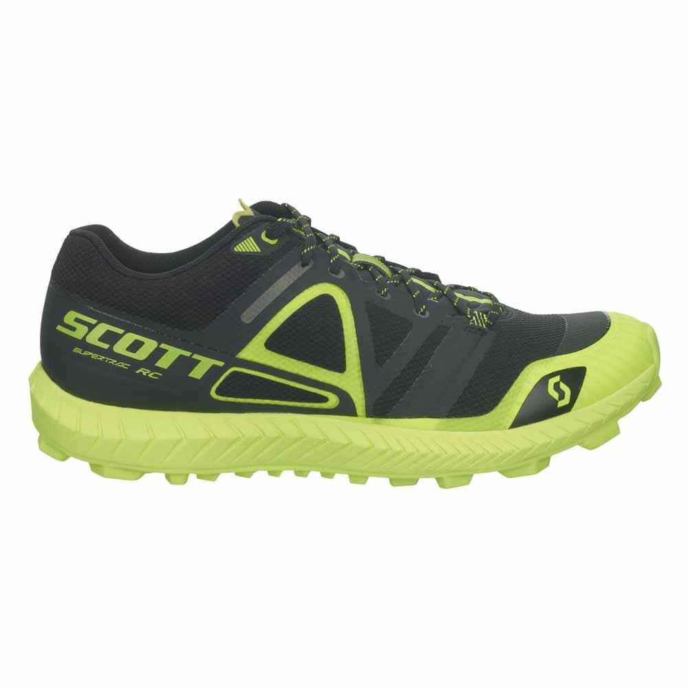 Scott Supertrac Rc EU 36 1/2 Black / Yellow
